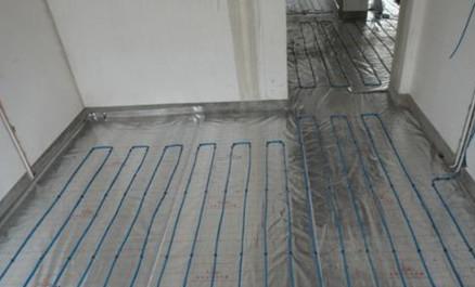 成都电地暖设备维修